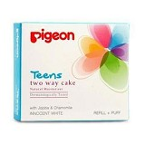 PIGEON Refill Two Way Cake 14gr [PR080404] - Innocent White - Make-Up Powder